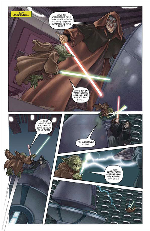 STAR WARS EN BD EPISODES I A VI ET L'INTEGRALE 9782756011394_3