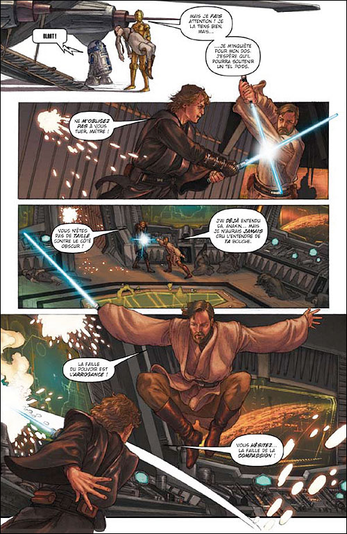 STAR WARS EN BD EPISODES I A VI ET L'INTEGRALE 9782756011394_4