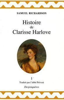 Clarissa Harlowe de Samuel Richardson 9782843212512