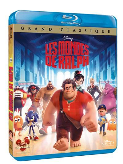 [BD + DVD] Les Mondes de Ralph (5 avril 2013) - Page 2 8717418364120