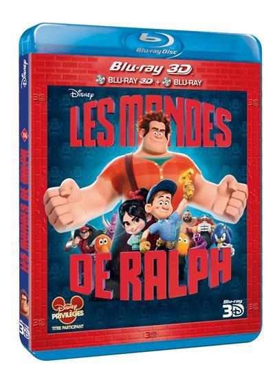 [BD + DVD] Les Mondes de Ralph (5 avril 2013) - Page 2 8717418364533