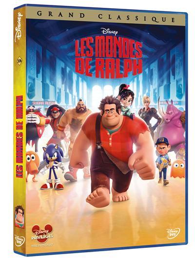 [BD + DVD] Les Mondes de Ralph (5 avril 2013) - Page 2 8717418363314