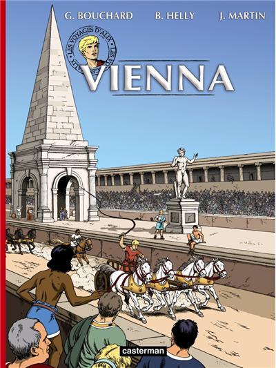 Les Voyages d'Alix : Vienne (Février 2011) 9782203015920