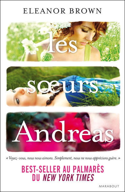 Les sœurs Andréas de Eleanor Brown 9782501076401