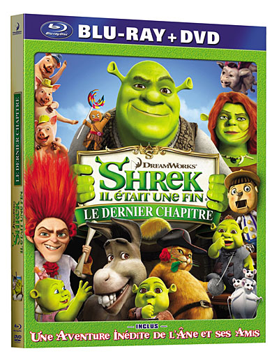 [DreamWorks] Shrek 4 : Il Était une Fin - Page 4 3606323168501