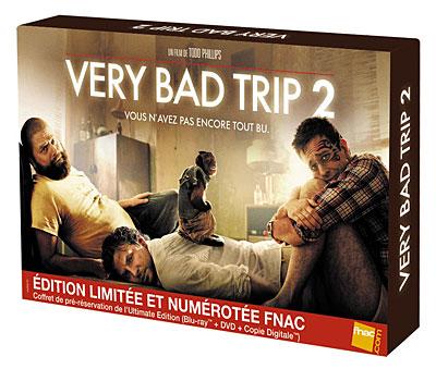 Very Bad Trip : Trilogie 5051889149231