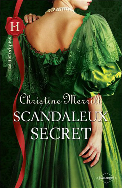 Scandaleux secret de Christine Merrill 9782280232241