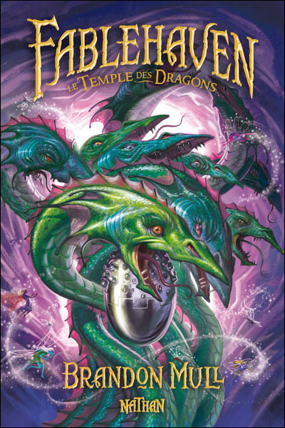 MULL Brandon - FABLEHAVEN – Tome 4 : Le Temple des Dragons 9782092525661
