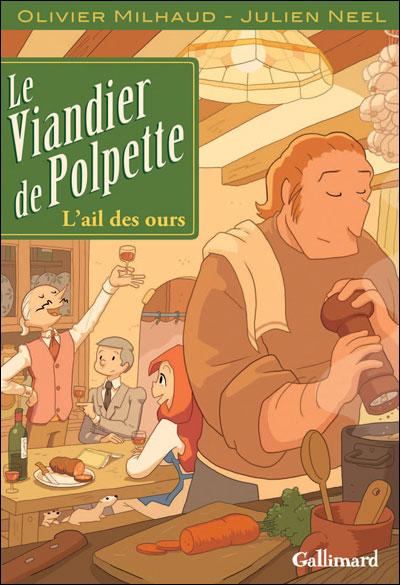 Le viandier de Polpette 9782070629602