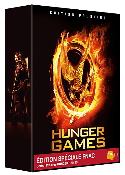 Hunger Games : 24/07/12 5051889285632