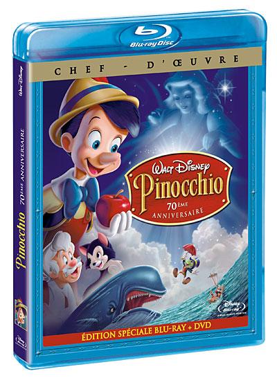 La Merveilleuse Aventure de Pinocchio [Walt Disney - 1940] - Page 3 8717418175832