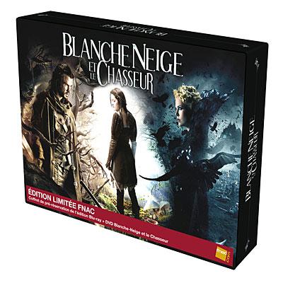 Blanche Neige et le chasseur : Topic Officiel des Editions  5050582895292