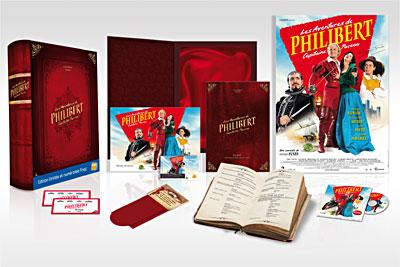 Philibert - Edition de pré-réservation (Edition Limitée FNAC) 3607483174524