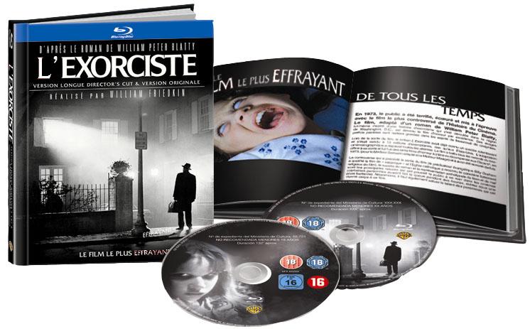 L'Exorciste Edition Limitée FNAC 5051889039464