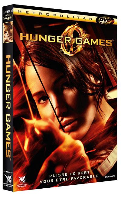 Hunger Games : 24/07/12 5051889266464