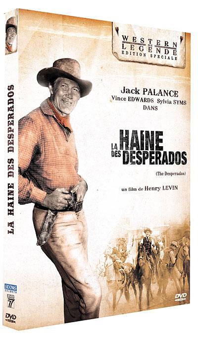 La Haine des Desperados - The Desperados - 1969 - Henry Levin 3512391757694