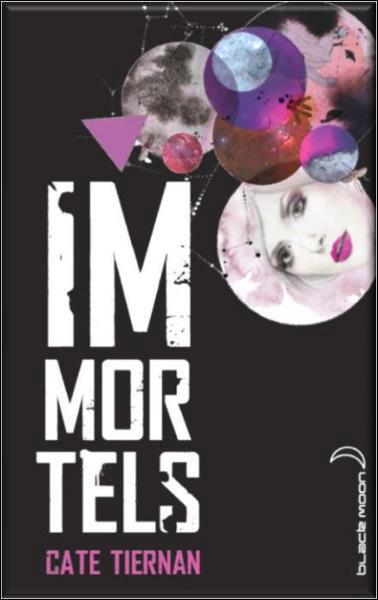TIERNAN Cate - IMMORTELS - Tome 1 : La fuite  9782012020894