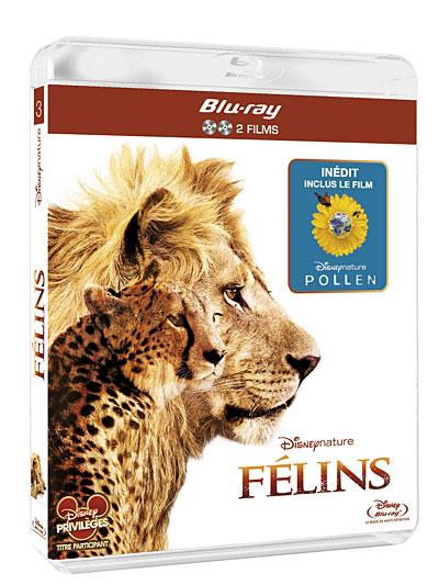[BD + DVD] Félins (5 juin 2012) 8717418222994