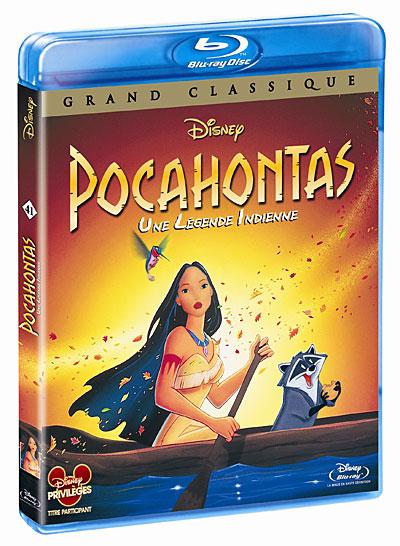 [BD] Pocahontas, une Légende Indienne (6 juin 2012) - Page 10 8717418350505