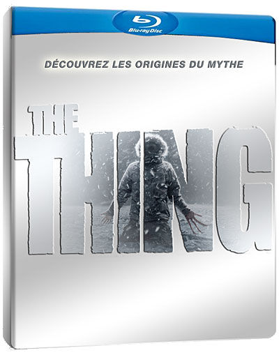 The Thing (2011) - le 14/02/2012 5050582875935