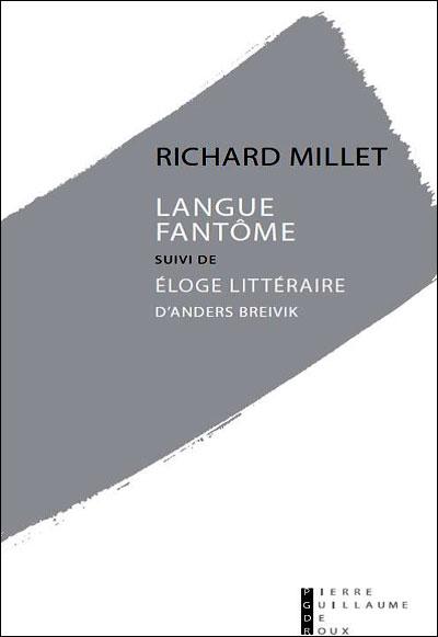 L'Enfer du Roman - Richard Millet 9782363710376