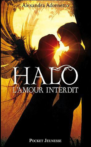 ADORNETTO Alexandra - HALO - Tome 1 : L'amour Interdit  9782266212717