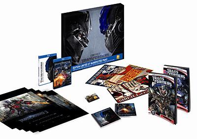 Transformers 3 Coffret de pré-réservation (edition fnac) 3333973175077