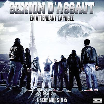[Réactions] Sexion D'assaut - Les Chronique du 75 Vol.2 0886978812797