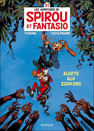 Spirou et Fantasio 9782800144818