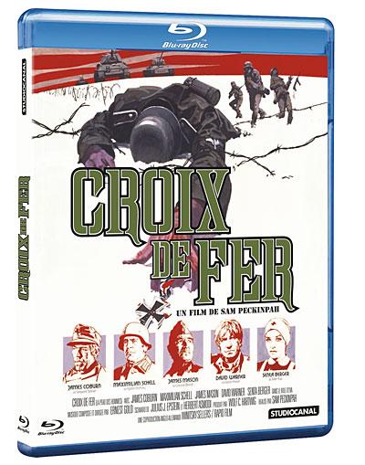 La Croix de Fer - Cross of Iron - 1977 - Sam Peckinpah  5050582875119
