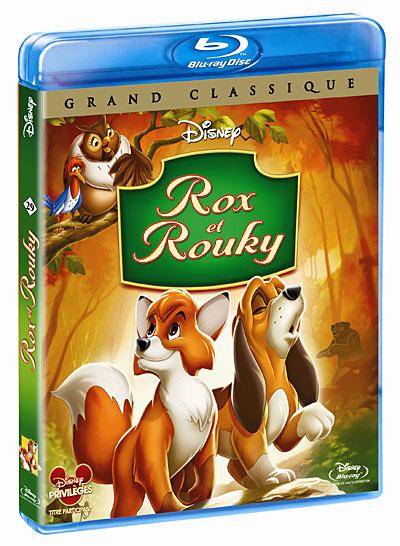 [BD] Rox et Rouky - Edition 30ème Anniversaire (6 Juin 2012) 8717418350529