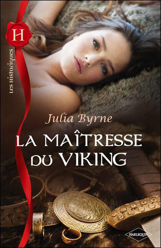 La maîtresse du viking de Julia Byrne 9782280232449