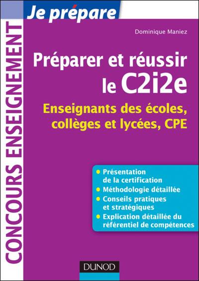 C2i2e validation 3e concours - Page 2 9782100572359