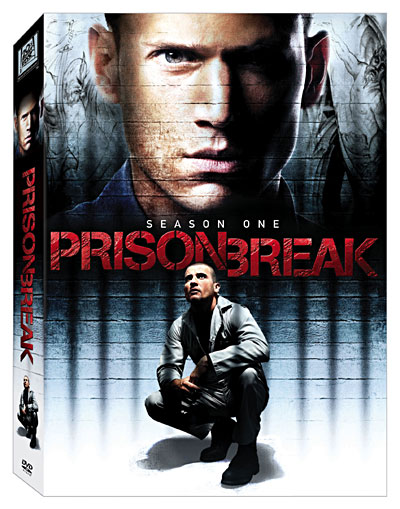 Prison Break Season 1 (Zone 1 VOstf) 0024543260820
