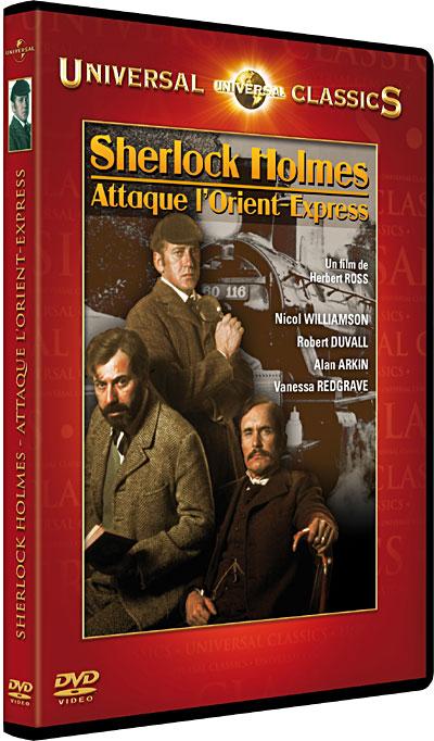 Sherlock Holmes attaque l'Orient Express - The Seven-Per-Cent Solution - 1976 - Herbert Ross 5050582598230