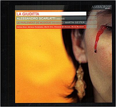 Alessandro Scarlatti 3760135100040