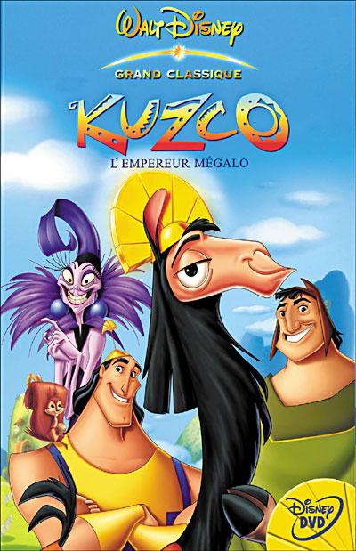 Kuzco, l'Empereur Mégalo [Walt Disney -2001] - Page 2 3459379401340