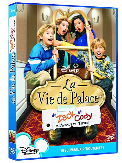 [Disney Channel] La Vie de Palace de Zack et Cody (2005-2008) 8717418152550