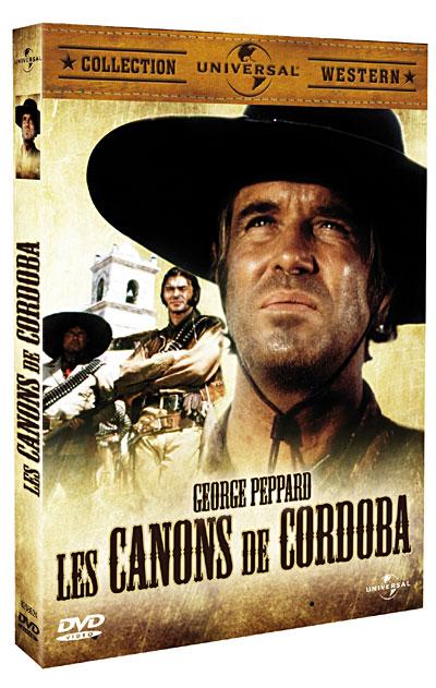 Les Canons de Cordoba - Cannon for Cordoba - 1970 - Paul Wendkos 5050582705201
