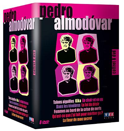 Pedro Almodovar : Collection Z2 3384442068901