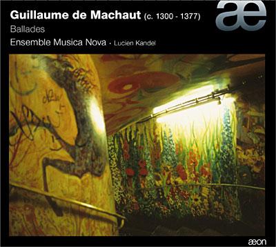 Guillaume de Machaut (vers 1300-1377) 3760058369821