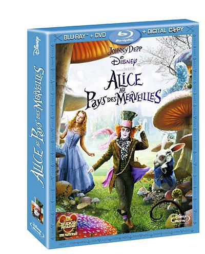 [Blu-Ray et DVD] Alice au Pays des Merveilles de Tim Burton (24 juillet 2010) - Page 3 8717418273231