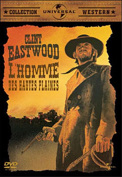 L'Homme des Hautes Plaines - High Plains Drifter - 1973 - Clint Eastwood  5050582002041