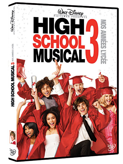 High School Musical 3 : Nos Années Lycée (22 Avril 2009) 8717418175641