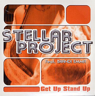 Stellar Project feat. Brandi Emma - Get up stand up 5099767573112