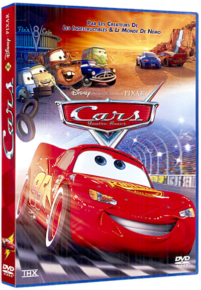 Cars : Edition Collector 14/12/06 Z2 8717418074722