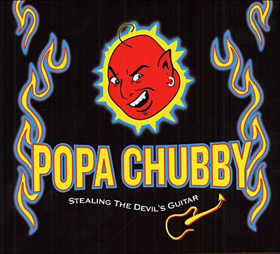 Popa Chubby - Nouvel album ! 3448969290822