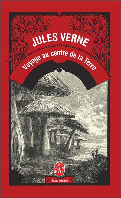 VOYAGE AU CENTRE DE LA TERRE de Jules Verne 9782253012542