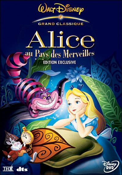 [DVD] Alice au Pays des Merveilles - Edition Exclusive (2005) 8717418011062
