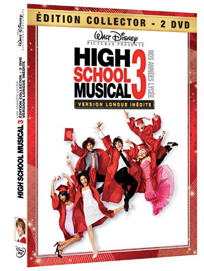 High School Musical 3 : Nos Années Lycée (22 Avril 2009) 8717418200572